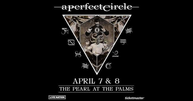 A Perfect Circle returns to Las Vegas!