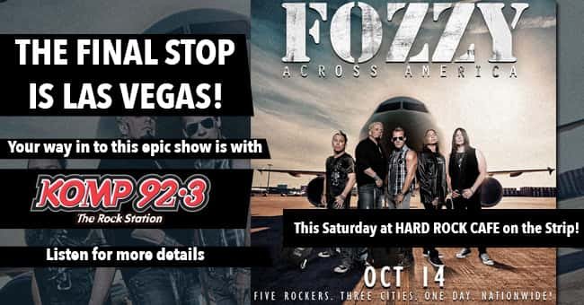 Fozzy - Listen for more details!