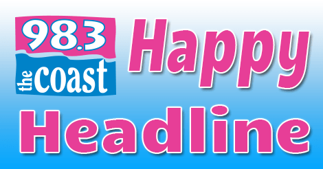logo for Happy Headline