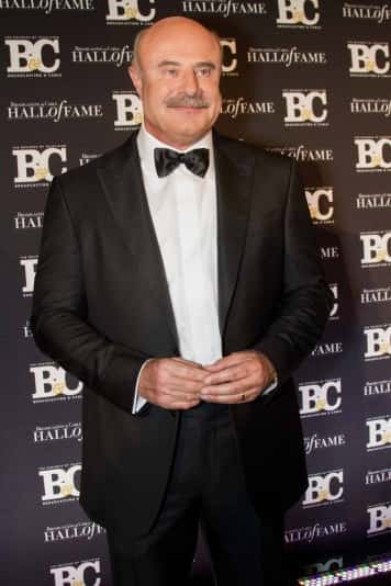 10/20/2015 - Dr. Phil McGraw - Broadcasting and Cable Hall of Fame 25th Anniversary Gala - Arrivals - Waldorf Astoria New York Hotel, 301 Park Avenue - New York City, NY, USA - Keywords: Vertical, Radio, Award, TV Show, Television Show, Photography, Portrait, Arts Culture and Entertainment, Arrival, Attending, Celebrities, Celebrity, Person, People Orientation: Portrait Face Count: 1 - False - Photo Credit: Lisa Holte / PRPhotos.com - Contact (1-866-551-7827) - Portrait Face Count: 1