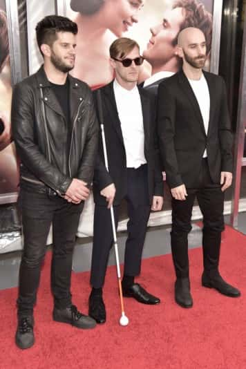 "05/23/2016 - Adam Levin, Casey Harris and Sam Harris of X Ambassadors  - ""Me Before You"" World Premiere - Arrivals - AMC Loews Lincoln Square 13 Theater  - New York City, NY, USA - Keywords:  Orientation: Portrait Face Count: 1 - False - Photo Credit: Loredana Sangiuliano / PRPhotos.com - Contact (1-866-551-7827) - Portrait Face Count: 1"