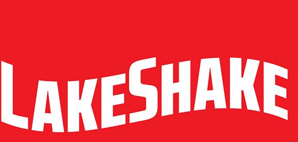 Lake Shake Logo