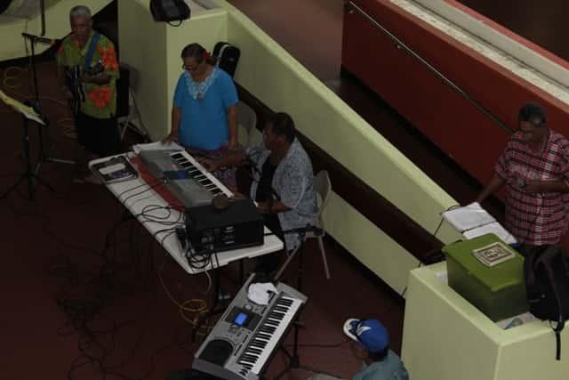 EOB Band