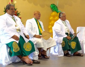 LHS ministers