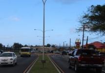 Tafuna road shot