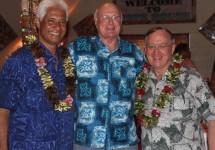 Tofa David Bishop, David, Larry