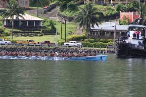 Ocean Challenge paepae