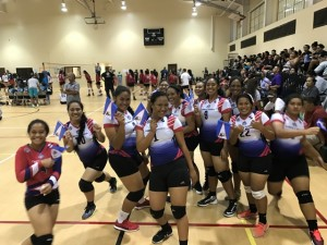 JPS Volleyball win silver