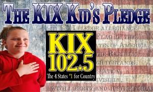 KIX Kids Pledge