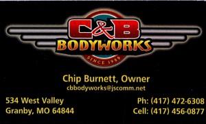 C and B Bodyworks GRANBY MO
