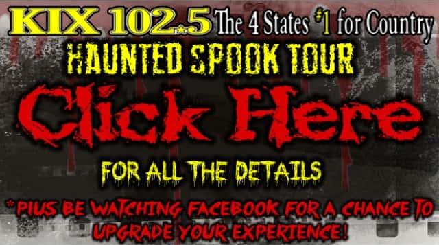 KIX Haunted Spook Tour FB Bus Promo10-13-16
