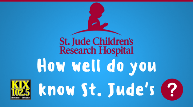 How well do you know St. Jude's-