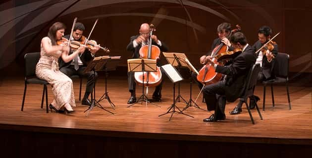 Seattle Chamber Music Society Summer Festival 2014