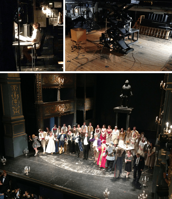 Don Giovanni performance combo