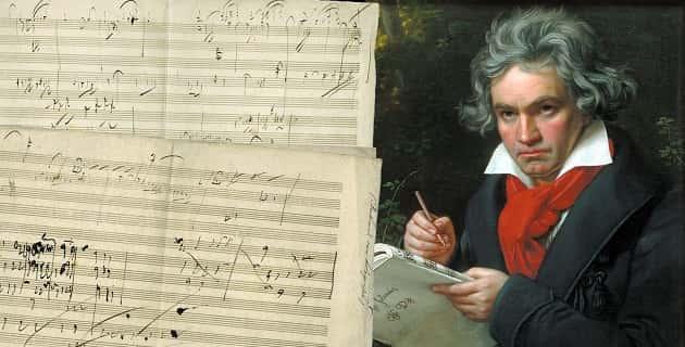 Beethoven slider