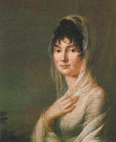 Countess Giulietta Guicciardi