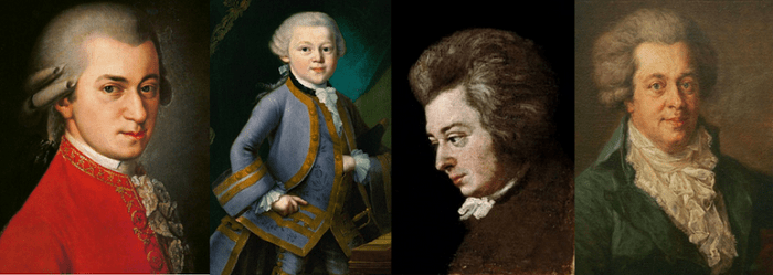 Mozart panel 4
