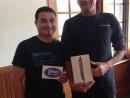 iPad mini winner-Paul