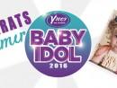 Baby idol 2016 winner slider