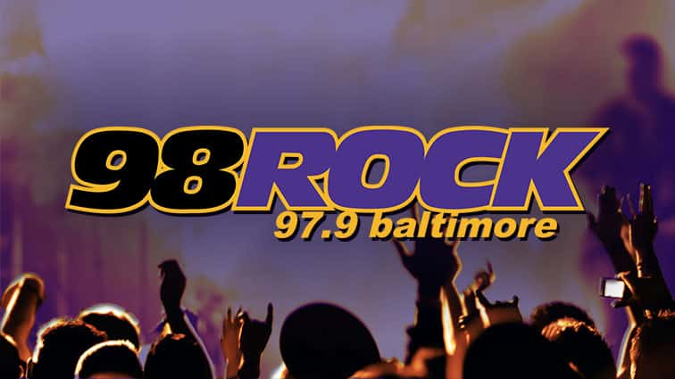 98 Rock Event Logo