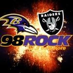 Ravens v Raiders