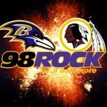 Ravens v Redskins