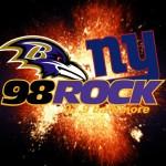 Ravens v Giants