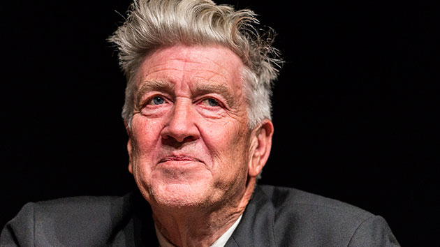 Director David Lynch; Glenn Hunt/Getty Image
