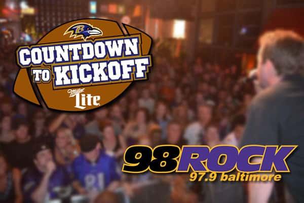 Ravens Countdown To Kickoff