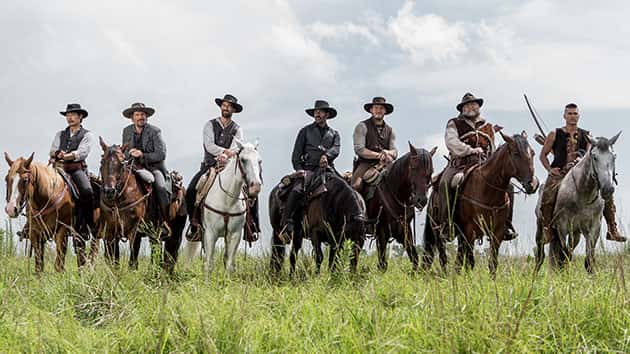 """The Magnificent Seven""; MGM/Columbia Pictures"