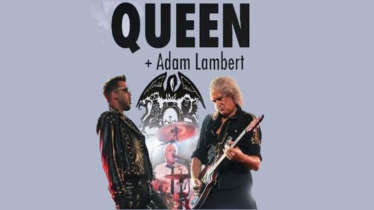 listen to win queen adam lambert tickets 98 rock baltimore. Black Bedroom Furniture Sets. Home Design Ideas
