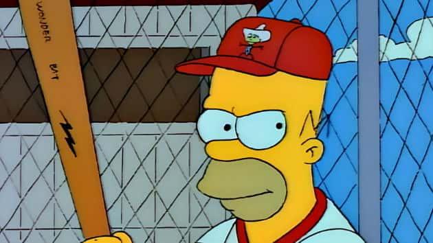 Homer+at+the+Bat