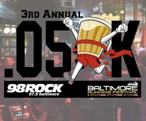 3rd Annual 98Rock .05K