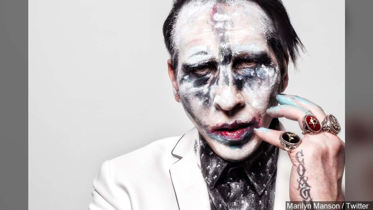 Enter to win marilyn manson vip passes 98 rock baltimore justin scott and spiegel february 5th february 9th have a chance for you to win a pair of vip passes includes meet greet to see marilyn manson at kristyandbryce Choice Image