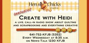 create with heidi
