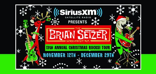 brian setzer show2016