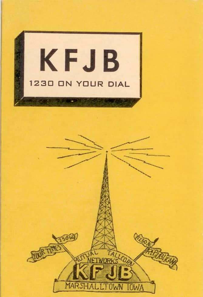 KFJB MARCH 15 1948