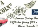 Win a Lincoln Contest 2017
