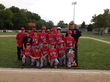 Frederick Little League Lions