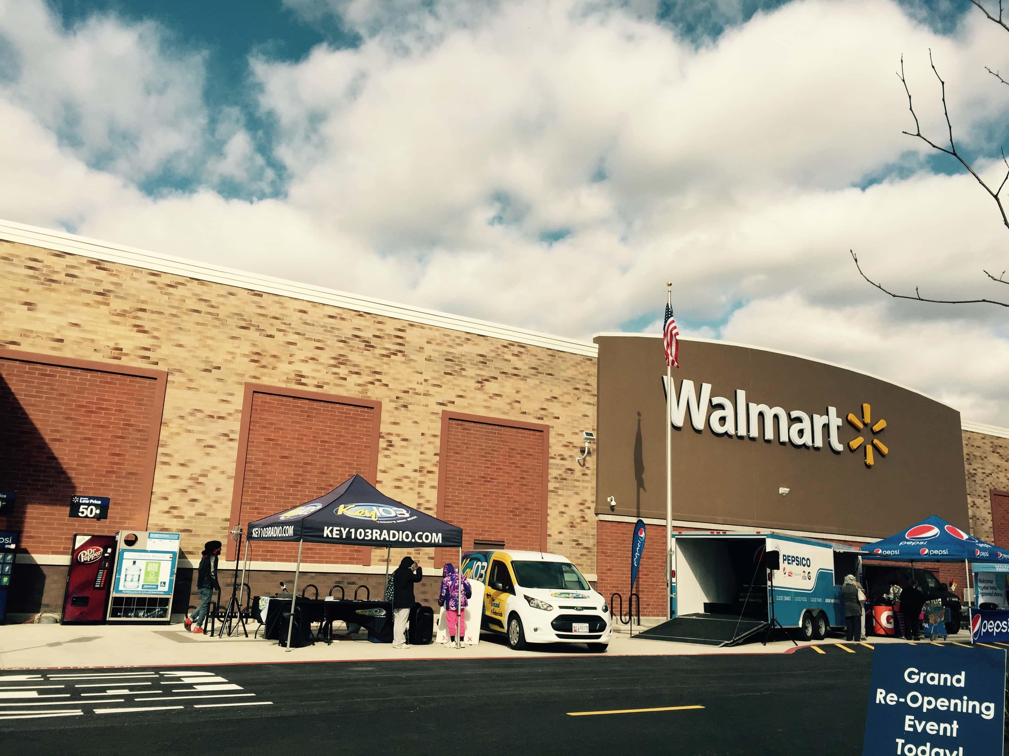 Walmart view