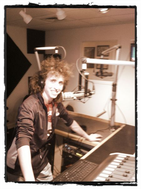 In The 99Rock Studios with...