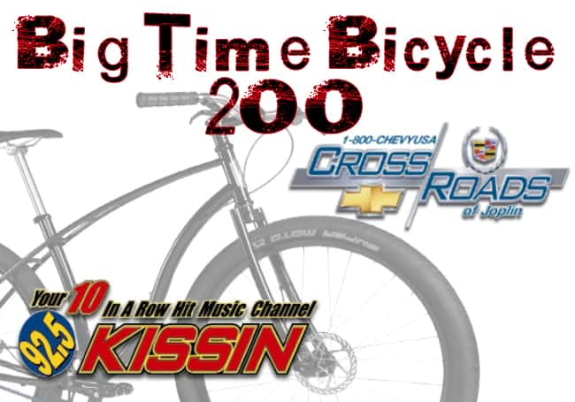 Big Time Bicycle 200