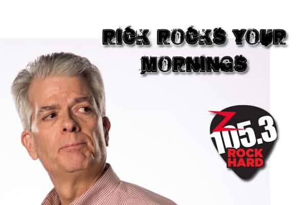 Rick Carter z mornings