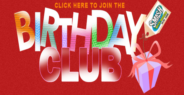Birthday Club Logo