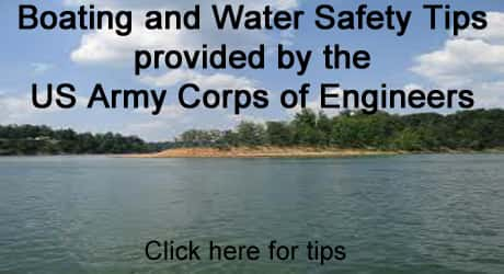 Boating and Water Tips