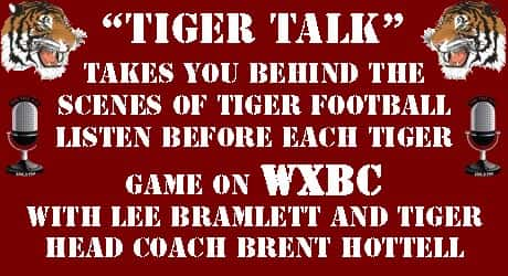 Tiger Talk 2013