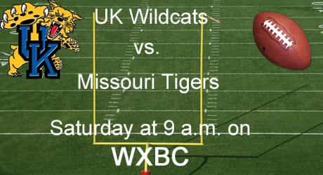 UK vs Missouri Tigers 16
