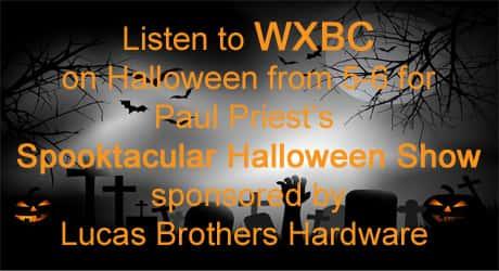 WXBC Halloween Show