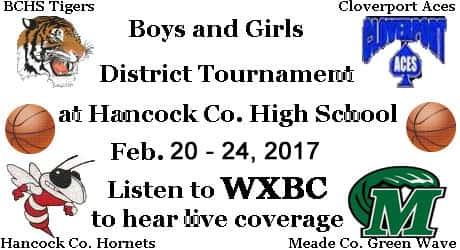 District Tournament 2017