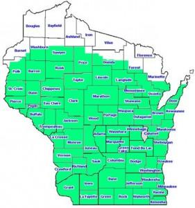 Farn Report Coverage Map